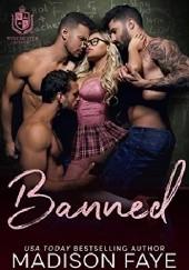 Okładka książki Banned Madison Faye