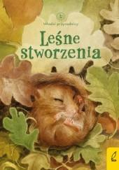 Okładka książki Leśne stworzenia praca zbiorowa