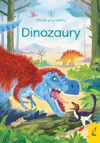 Okładka książki Dinozaury Emily Bone