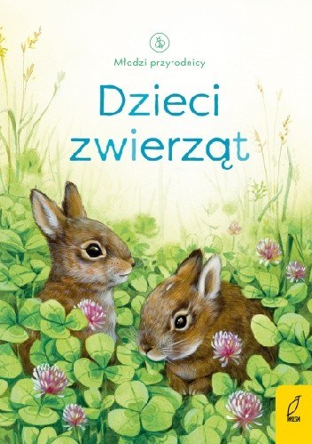 Okładka książki Dzieci zwierząt Emily Bone