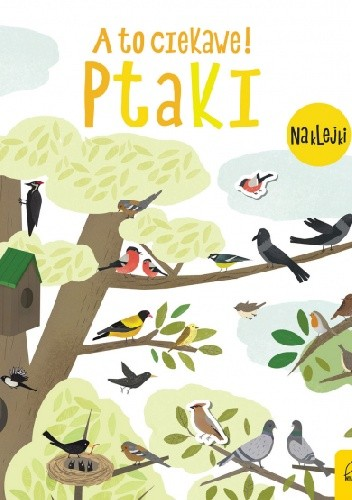 Okładka książki Ptaki praca zbiorowa