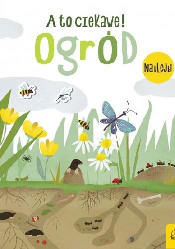 Okładka książki Ogród praca zbiorowa