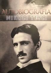 Okładka książki Autobiografia Nikoli Tesli Nikola Tesla