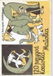 Okładka książki 120 przygód Koziołka Matołka Kornel Makuszyński
