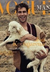 Okładka książki Vogue Men (numer specjalny), nr 1/2019 Redakcja Magazynu Vogue Polska