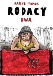 Okładka książki Rodacy - dwa Jakub Topor