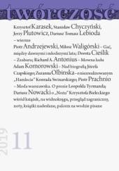 Okładka książki Twórczość nr 11 2019 Piotr Andrzejewski,Dariusz Nowicki,Krzysztof Karasek,Richard A. Antonius,Dariusz Tomasz Lebioda,Stanisław Chyczyński,Redakcja miesięcznika Twórczość,Jerzy Plutowicz,Miłosz Waligórski,Piotr Prachnio