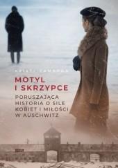 Okładka książki Motyl i skrzypce Kristy Cambron