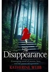 Okładka książki The Disappearance Katherine Webb