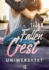 Okładka książki Fallen Crest. Uniwersytet Tijan Meyer