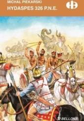 Okładka książki Hydaspes 326 p.n.e. Michał Piekarski