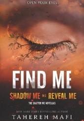 Okładka książki Find Me Tahereh Mafi