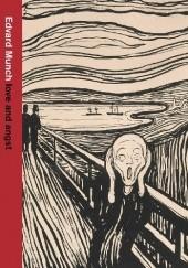 Okładka książki Edvard Munch: love and angst Karl Ove Knausgård,Giulia Bartrum