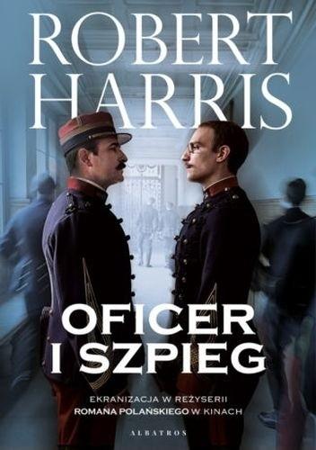 Okładka książki Oficer i szpieg Robert Harris