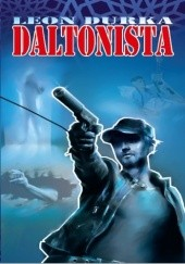 Okładka książki Daltonista Leon Durka