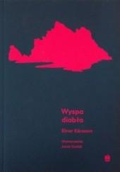Okładka książki Wyspa diabła Einar Kárason