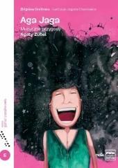 Okładka książki Aga Jaga. Muzyczne przygody Agaty Zubel Zbigniew Dmitroca