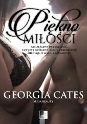 Okładka książki Piękno miłości Georgia Cates