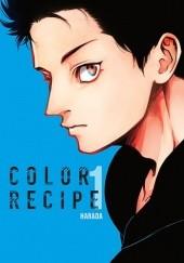 Okładka książki Color Recipe #1 Harada
