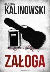 Okładka książki Załoga Grzegorz Kalinowski
