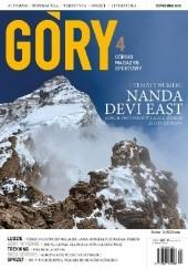 Okładka książki Góry. Górski Magazyn Sportowy. 3/2019 (269) praca zbiorowa
