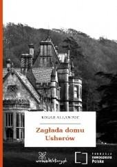 Okładka książki Zagłada domu Usherów Edgar Allan Poe