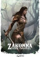 Okładka książki Zakonna Małgorzata Lisińska