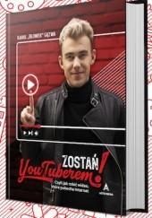 Okładka książki Zostań YouTuberem Karol Gązwa