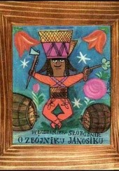Okładka książki O zbójniku Janosiku Włodzimierz Słobodnik