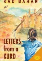 Okładka książki Letters from a Kurd Kae Bahar