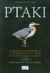 Okładka książki Ptaki Lars Svensson,Killian Mullarney,Dan Zetterström