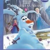 Okładka książki Olaf czeka na wiosnę Victoria Saxon