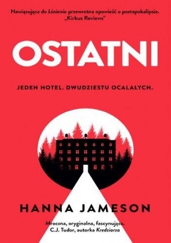 Okładka książki Ostatni Hanna Jameson