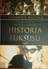 Okładka książki Historia luksusu