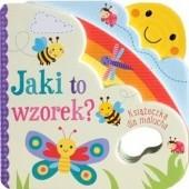 Okładka książki Jaki to wzorek? praca zbiorowa