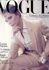 Okładka książki Vogue Polska, nr 22/grudzień 2019 Redakcja Magazynu Vogue Polska