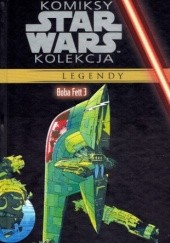 Okładka książki STAR WARS: BOBA FETT #3 John Wagner,John Ostrander,Cam Kennedy,Chris Blythe