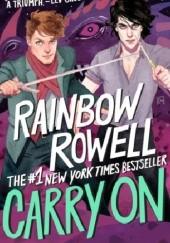 Okładka książki Carry On Rainbow Rowell