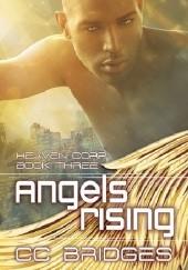 Okładka książki Angels Rising C.C. Bridges