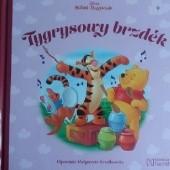 Okładka książki Tygrysowy brzdęk Małgorzata Strzałkowska