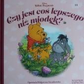 Okładka książki Czy jest coś lepszego niż miodek? Małgorzata Strzałkowska