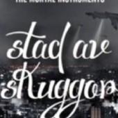 Okładka książki Stad av skuggor