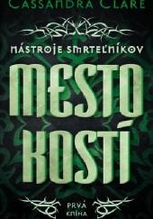 Okładka książki Mesto kostí