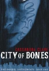 Okładka książki City of Bones
