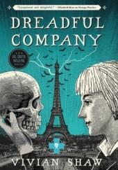 Okładka książki Dreadful Company Vivian Shaw