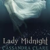 Okładka książki Lady Midnight