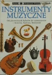 Okładka książki Instrumenty muzyczne