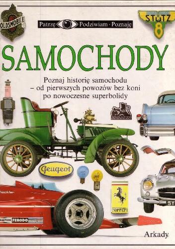 Okładka książki Samochody Richard Sutton