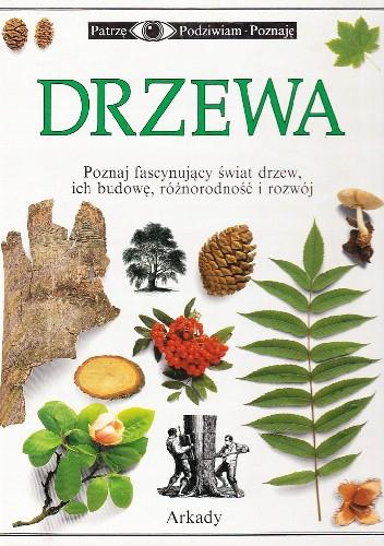 Okładka książki Drzewa David Burnie
