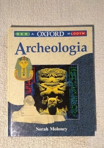 Okładka książki Archeologia Norah Moloney